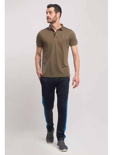 Slazenger Slazenger PANCO Erkek T-Shirt Haki Haki